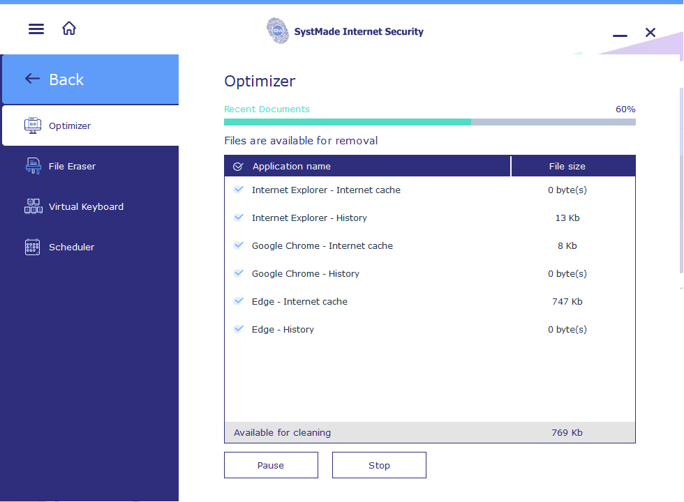 Systmade Internet Security, Systmadeinc.com,30 Day's Trial Protection